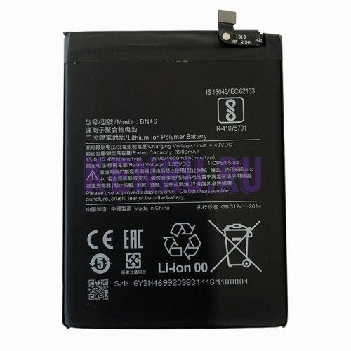 АКБ для Xiaomi BN46 Redmi 7 Note 8 8T Note 8 2021