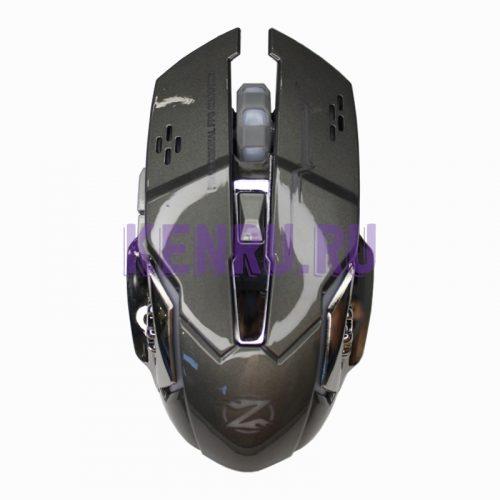 Беспроводная игровая мышь Zornwee CH001 Серый